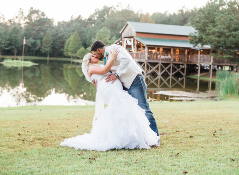 Ashford Wedding | Cedar Post Barn
