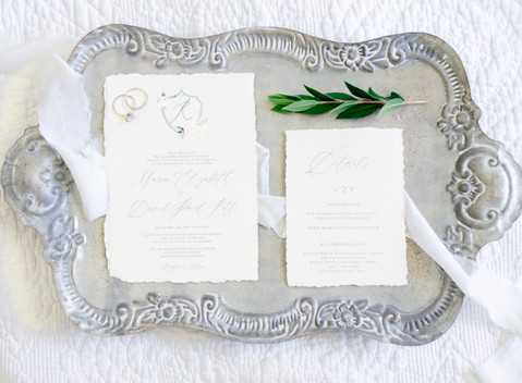 What to Include in your Detail Box | Wedding Preparation