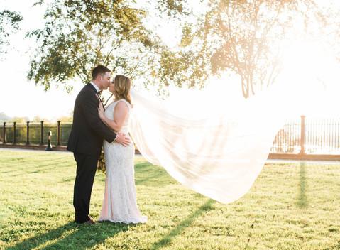 Stephenie & Daniel's Natchez Wedding