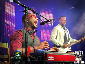 Robert Randolph & The Family Band - Culture Room