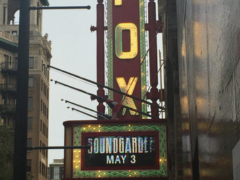 Soundgarden - The Fox Theater
