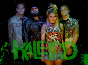"Kaleido release new single & video ""My Enemy"", hit the road on Summer Soul Collection"