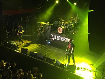 Alter Bridge - Revolution Live