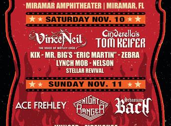 Rockfest 80's Returns For Year Three!