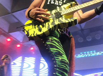 Steel Panther - Culture Room