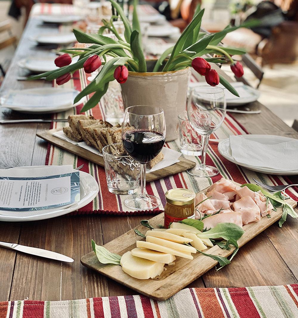 Mediterranean Flavors - Cena