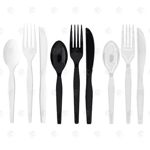 Medium Duty Cutlery/1000 Pcs Per Pack