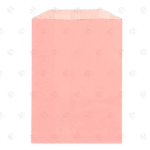 "1# Pink Gourmet Glassine Bags 4.75 x 6.75"" (1000/case)"