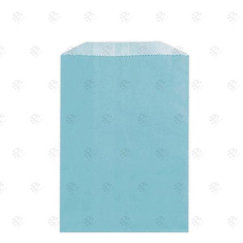 "1/2# Blue Gourmet Glassine Bags 4.75 x 6.75"" (1000/case)"