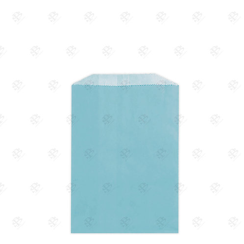 "1/4# Blue Gourmet Glassine Bags 4.75 x 6.75"" (1000/case)"