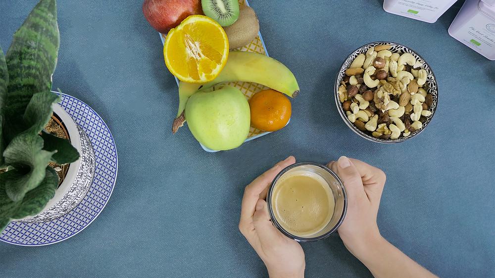 café thé pause bienfaits bien-être