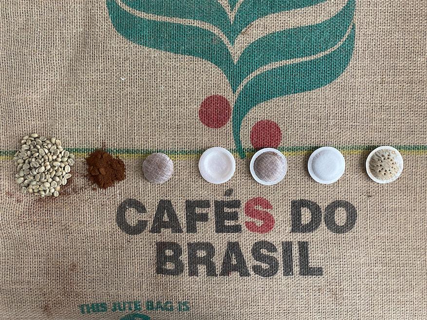 capsules - café- compostable