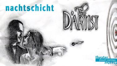 The D'Artist - Ein Live-Stummfilmabend von Nadine Aßmann (Regie/Konzept)