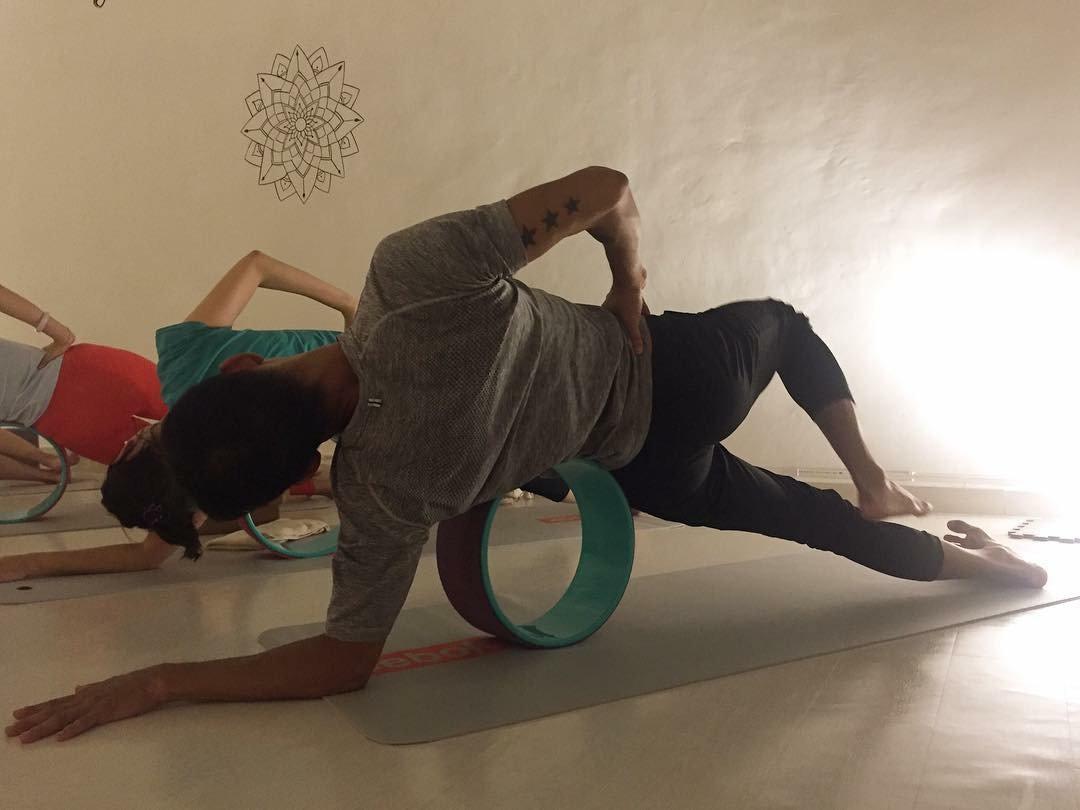 Yoga Wheel/ 伸展瑜伽輪