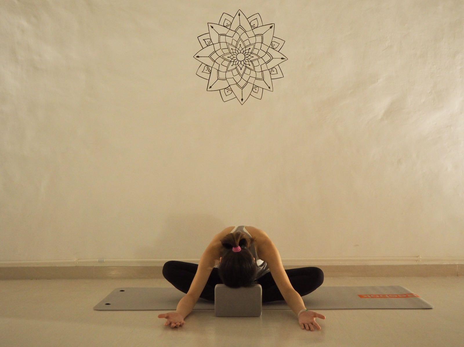 Yin Yoga/ 陰瑜伽