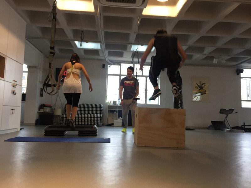 Interval Cardio Workout/ 爆汗間歇訓練