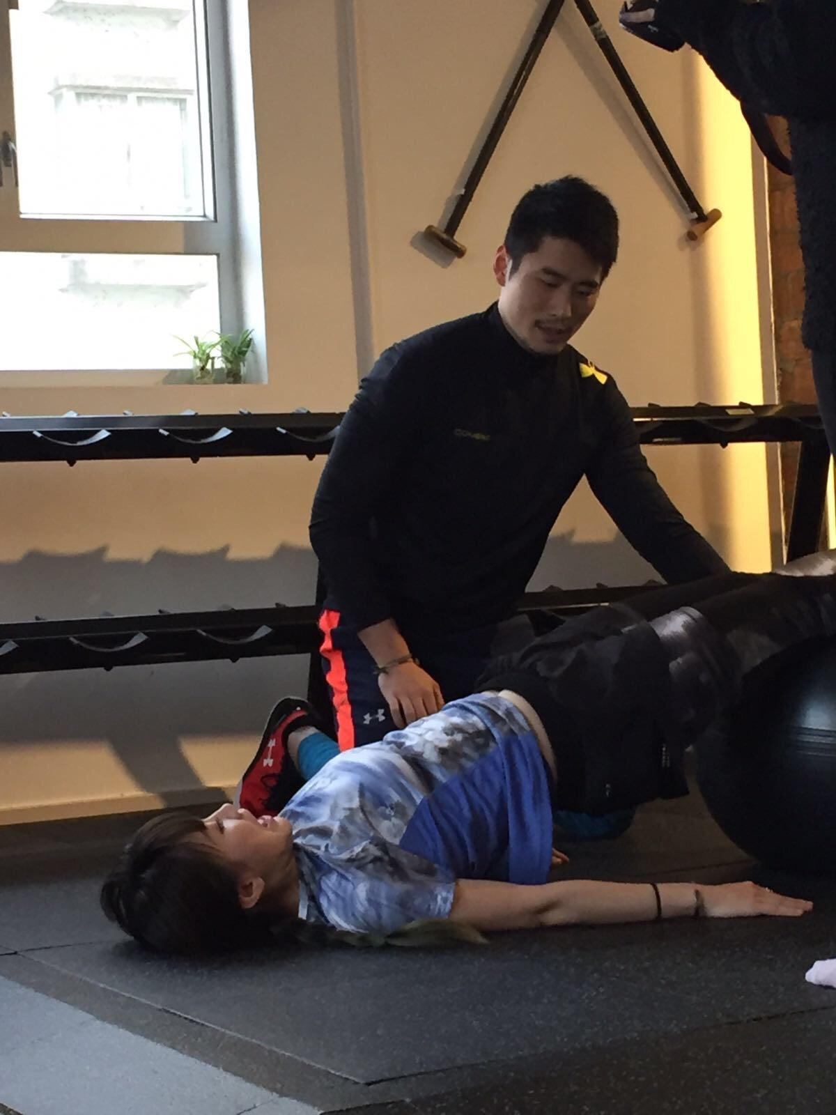 Personal Training/私人健身訓練