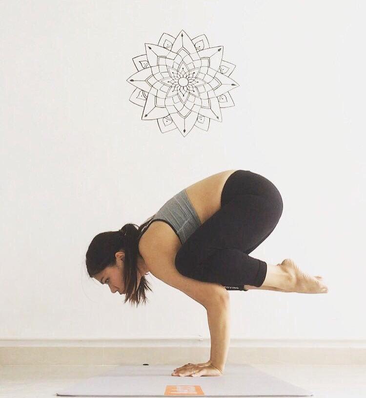 Power Yoga/ 力量瑜伽