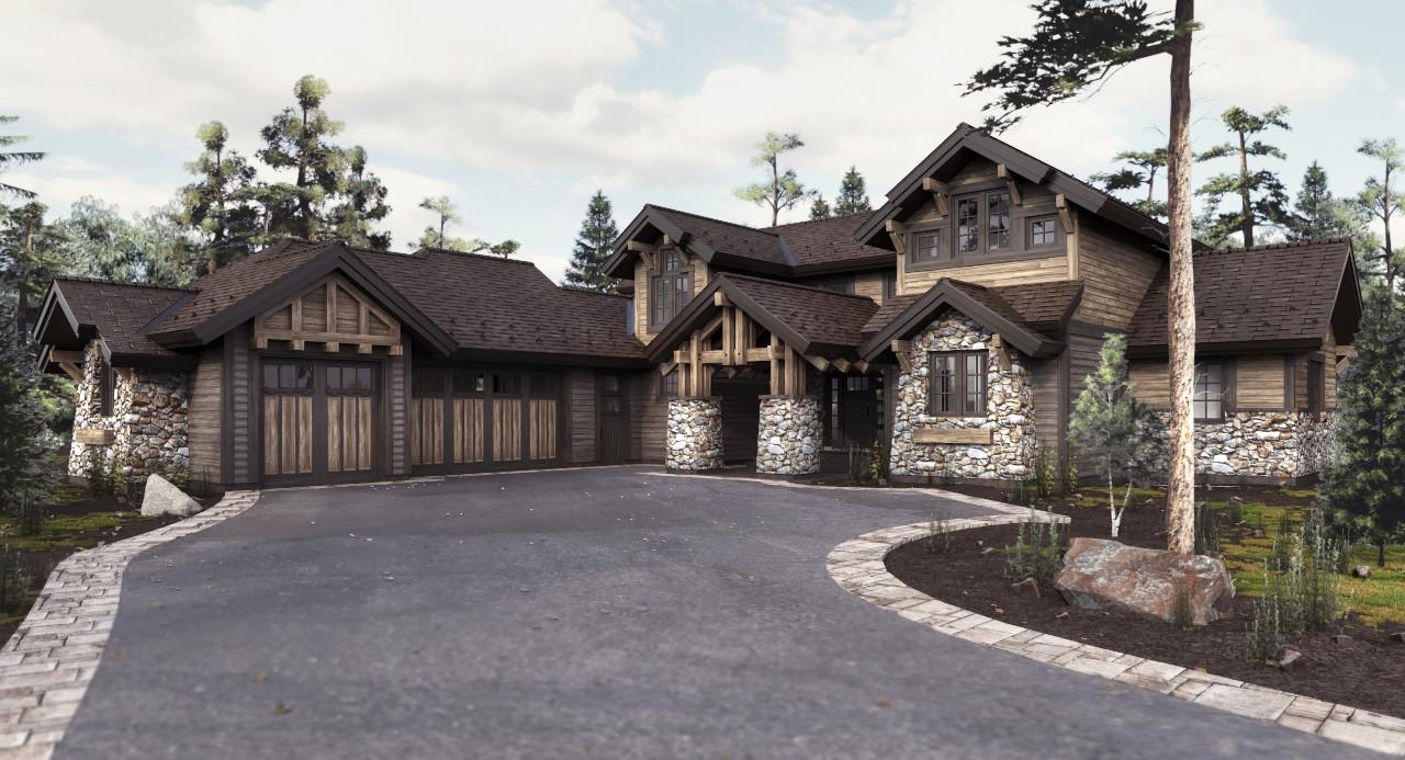 Ashton Custom Home
