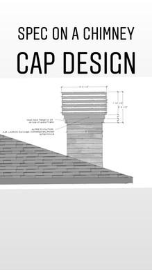 chimney cap design