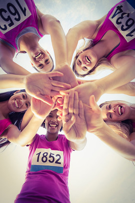 five-smiling-runners-supporting-breast-c