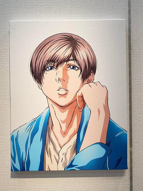 とっておきキャンバスアート【キラ】