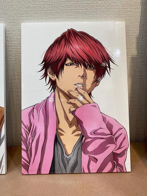 とっておきポスターパネルA4【シュン】