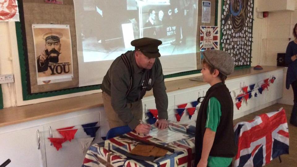 WWI Workshop