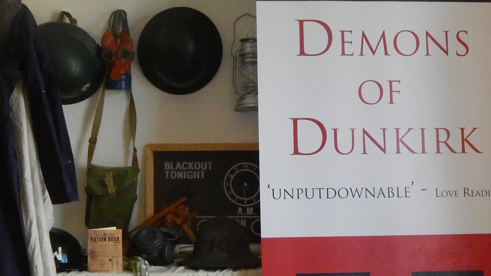 Dunkirk and Home Front Workshop
