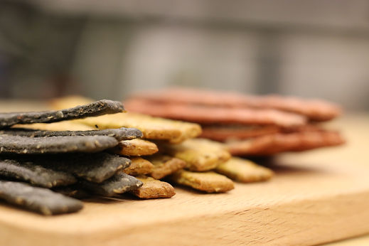 Beerfood is about giving a tasty second life to delicious beer grains
