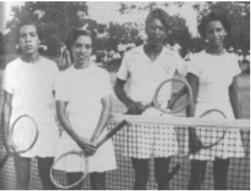 Session 1:History of the ATA & Black Tennis