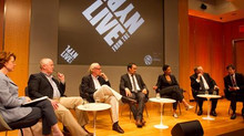 Lively Panel at NY Public Library on Amazon's Threat to Books & Authors: