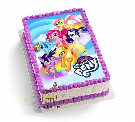 Торт на заказ - Пони