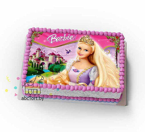 Торт на заказ - Барби