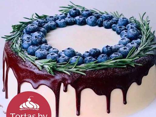 Заказ новогодних тортов.