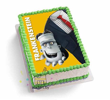 Торт на заказ - Франкенштейн