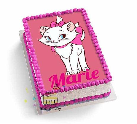 Торт на заказ - Кошка Мари