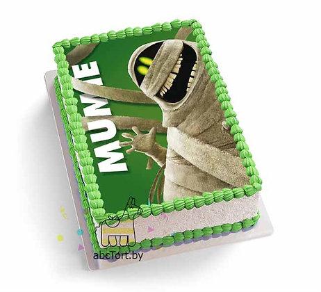 Торт на заказ - Мумия