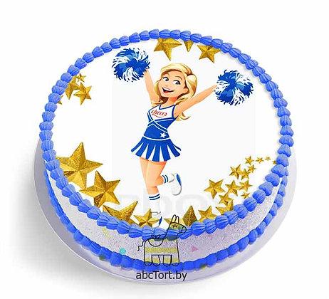 Детский торт для лидеров на заказ