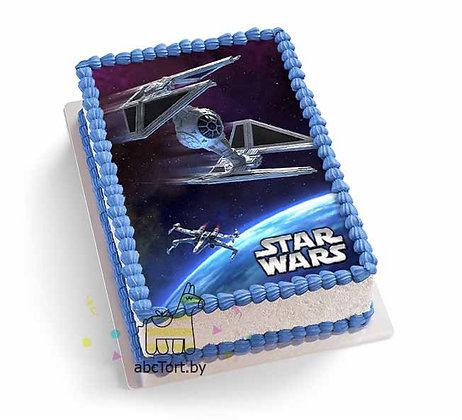 Торт на заказ - Звездные Войны