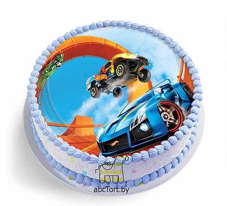 HotWeels super cake