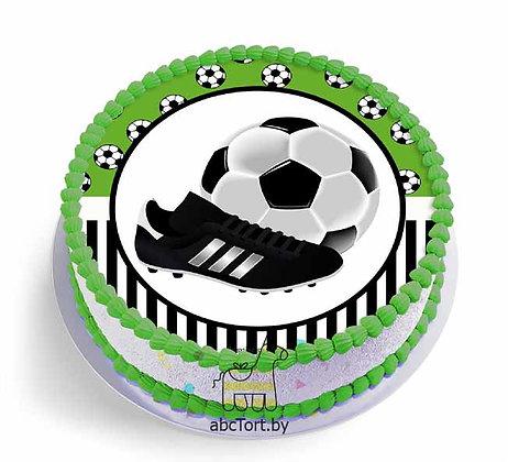 Торт на заказ - Футбол