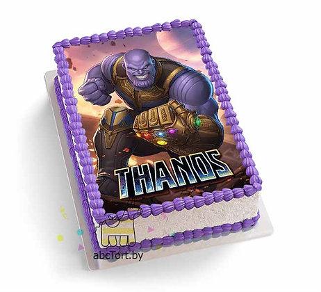 Торт на заказ Мстители