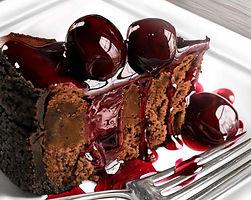 Торт Пряная вишня