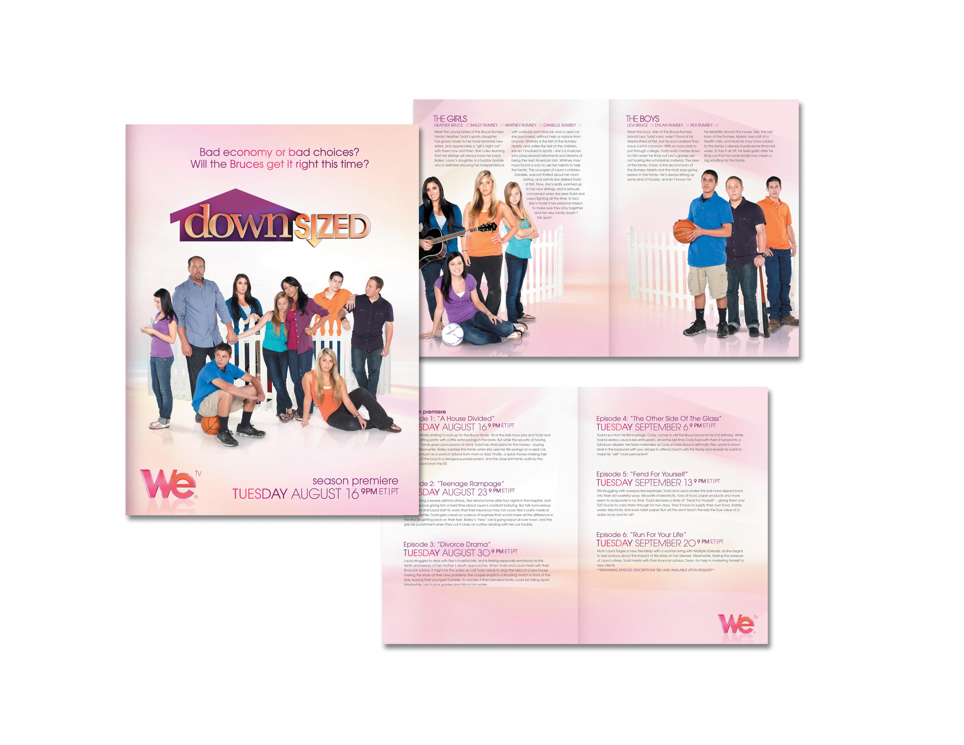 WEtv Press Kit