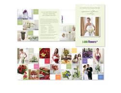 1-800-Flowers brochure