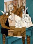 Le Petit déjeuner de Juan Gris (1914)