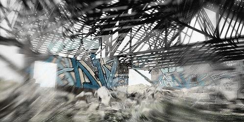 Effondrement - Pirou plage