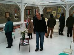 exposition à L'Autre Café