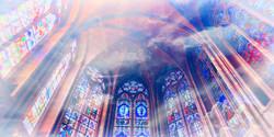 Destin cosmique de la Vierge Marie- Pontmain